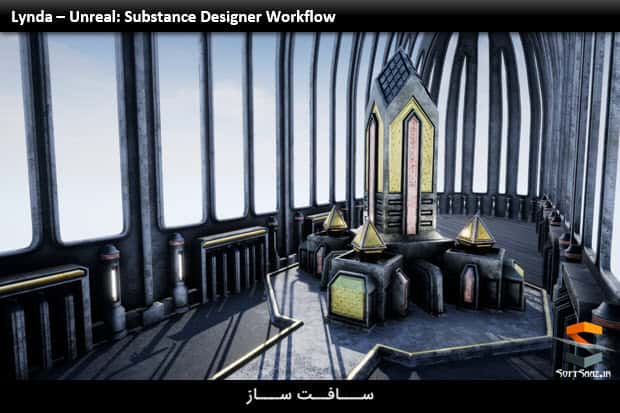 Lynda – Unreal: Substance Designer Workflow