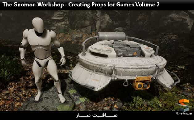 The Gnomon Workshop - Creating Props for Games Volume 2