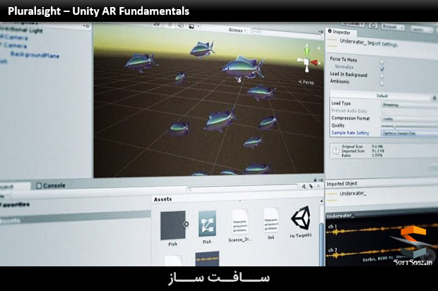Pluralsight – Unity AR Fundamentals