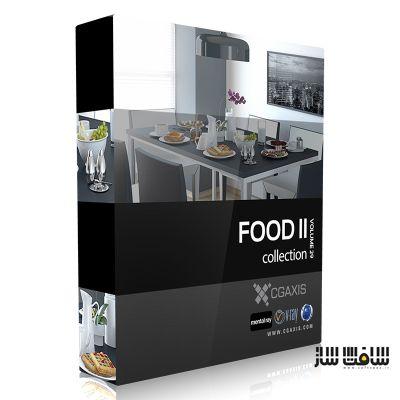 کاتالوگ مدل غذا